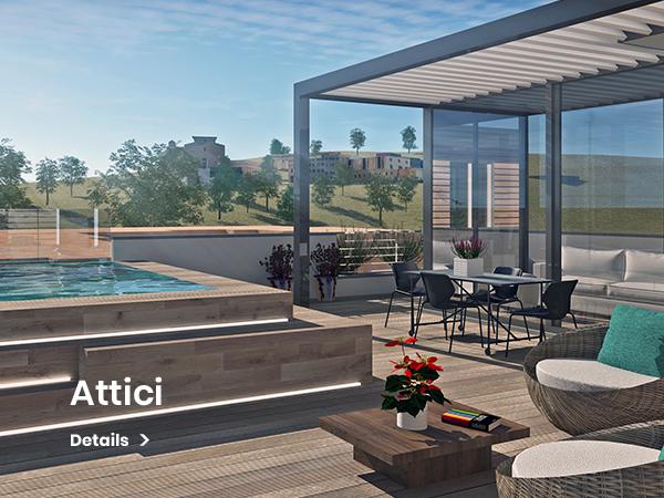 Attici - Sanvito Experience, il nuovo vivere a Varese