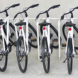 Deposito bici - Sanvito Experience, il nuovo vivere a Varese